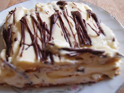 dslr+054 Eclaire Cake