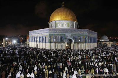 Revolusi Ilmiah - Masjid Al-Aqso di Yerusalem