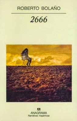 """""""2666"""" - Roberto Bolaño"""