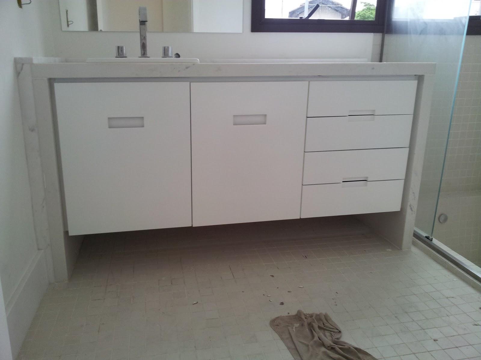 Móveis Sob Medida: Maio 2013 #546977 1600x1200 Banheiro Com Gabinete