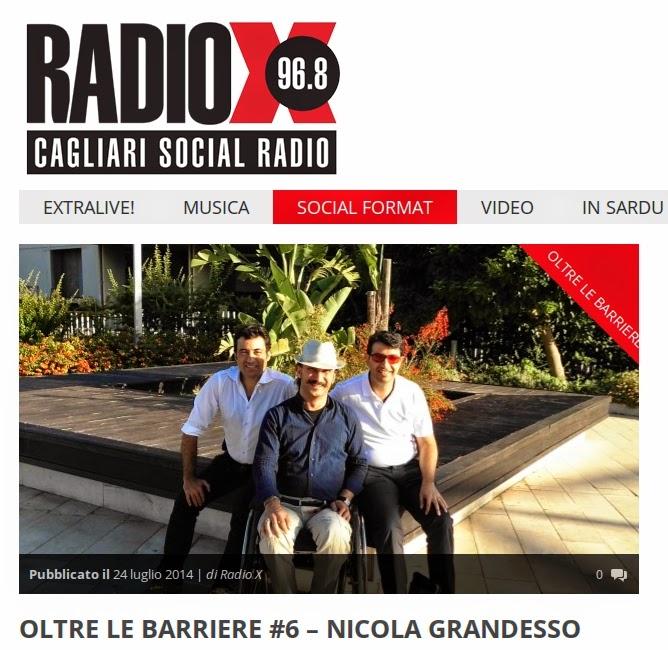 6) Andrea Ferrero e Andrea Mameli intervistano Nicola Grandesso