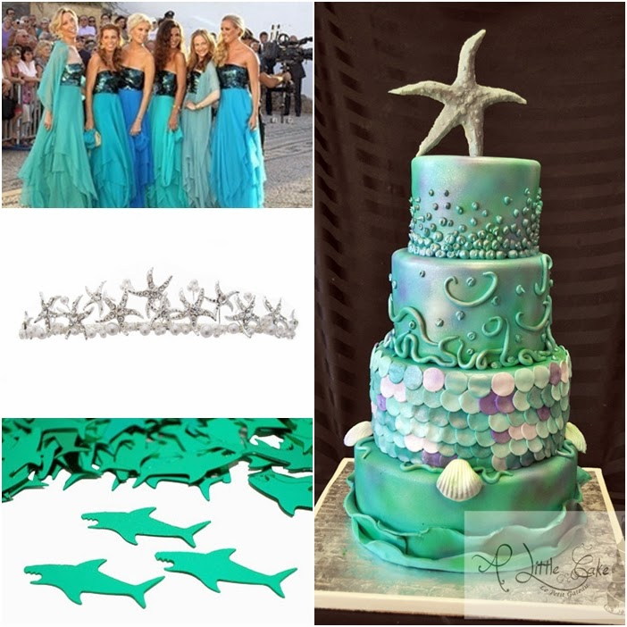 Under the Sea Sweet Fifteen Theme | Quince Candles