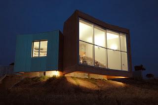casa minimalista en León