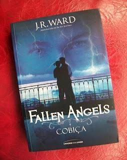 Cobiça - Fallen Angels 1 - J.R.Ward - Universo dos Livros