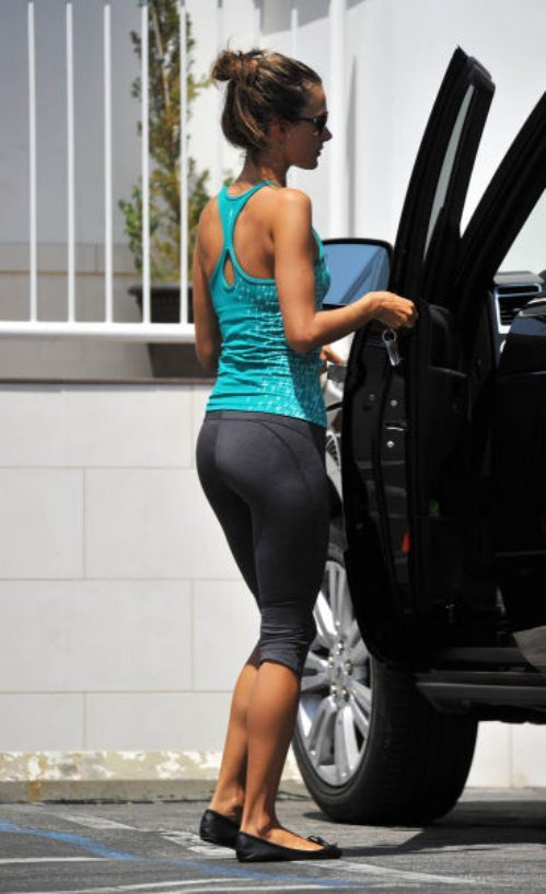 Yank Those Yoga Pants: Get Fit Looks Fast and Cheap with Ellie ...