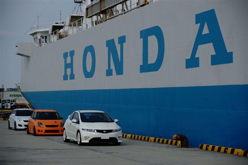 Suzuki Swift, Honda Civic VIII, samochody dla młodego, ciekawe auta, japońska motoryzacja