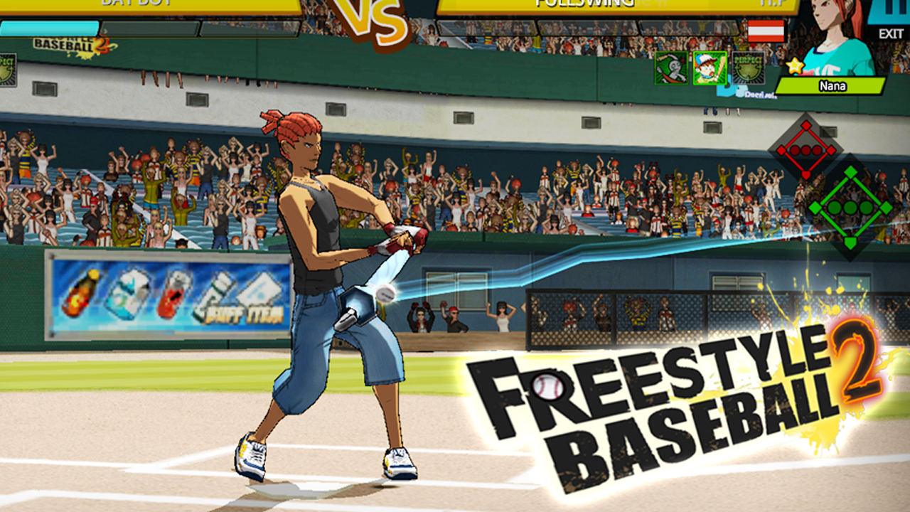 FreeStyle Baseball 2 Gameplay IOS / Android
