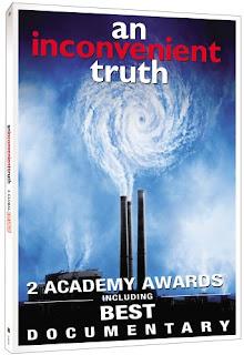 Brinde Grátis DVD An Inconvenient Truth