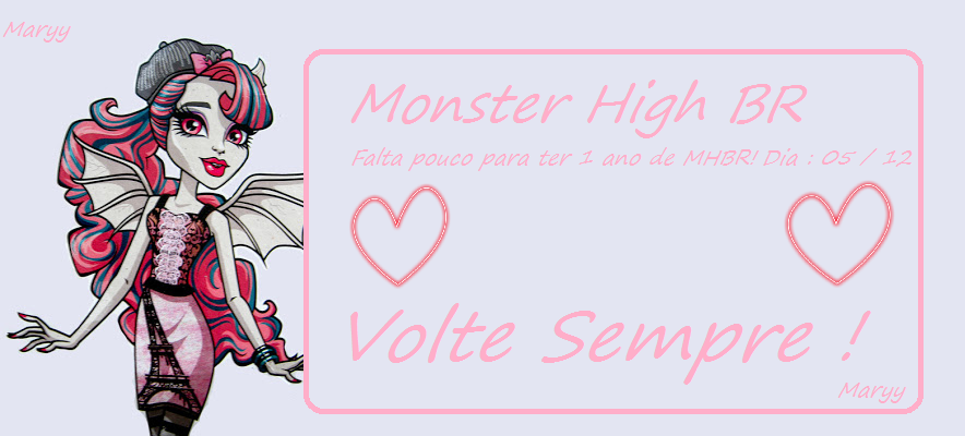Monster High Oficial \\\\