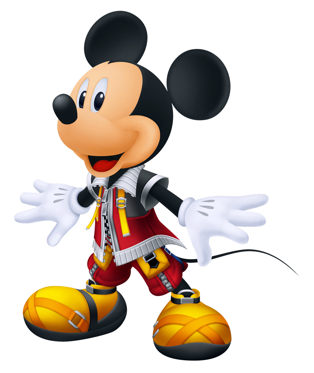 Mickey Mouse Images, part 1