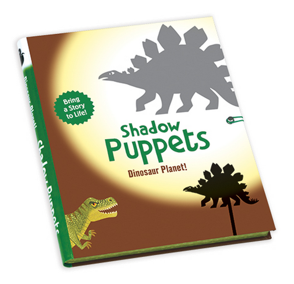 Shadow Puppets book