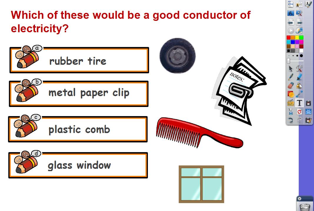 Third Grade Interactive Language Arts Skill Builders at I4C 8398788 ...
