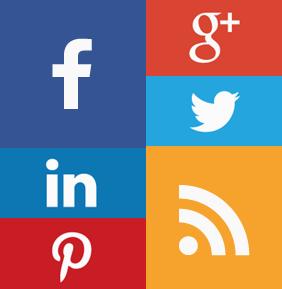 Metro social subscription widget for Blogger wordpress