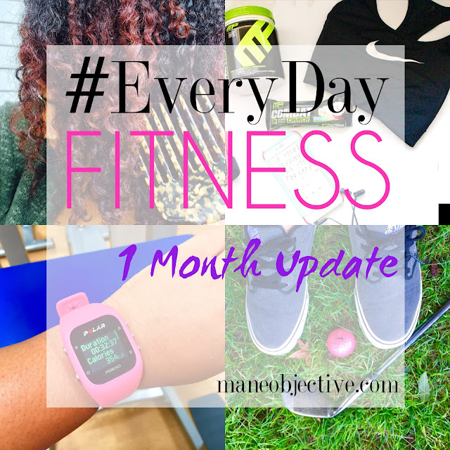 Mane Objective Every Day Fitness
