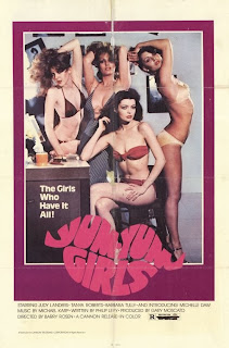 The Yum Yum Girls 1976