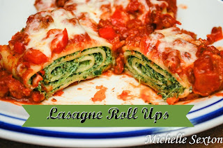 The Lasagne Roll Ups Recipe is an easier alternative to regular recipe - click through and see how quickly you can make this