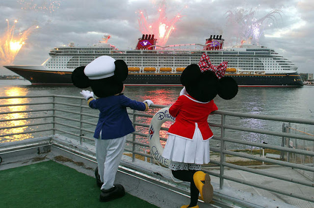Cruzeiro Disney Dream Navio - Mickey