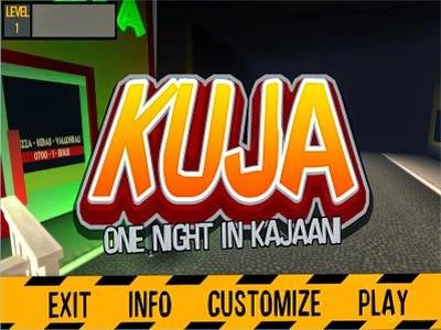 غلاف لعبة Kuja 0.69