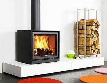 Como instalar una chimenea aprender hacer bricolaje casero - Instalar chimenea de lena ...