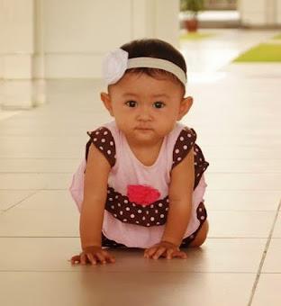 Rania 11 bulan