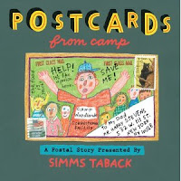 postcards+from+camp Summer reading