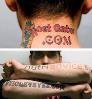 Hostgator Dotcom tattoos