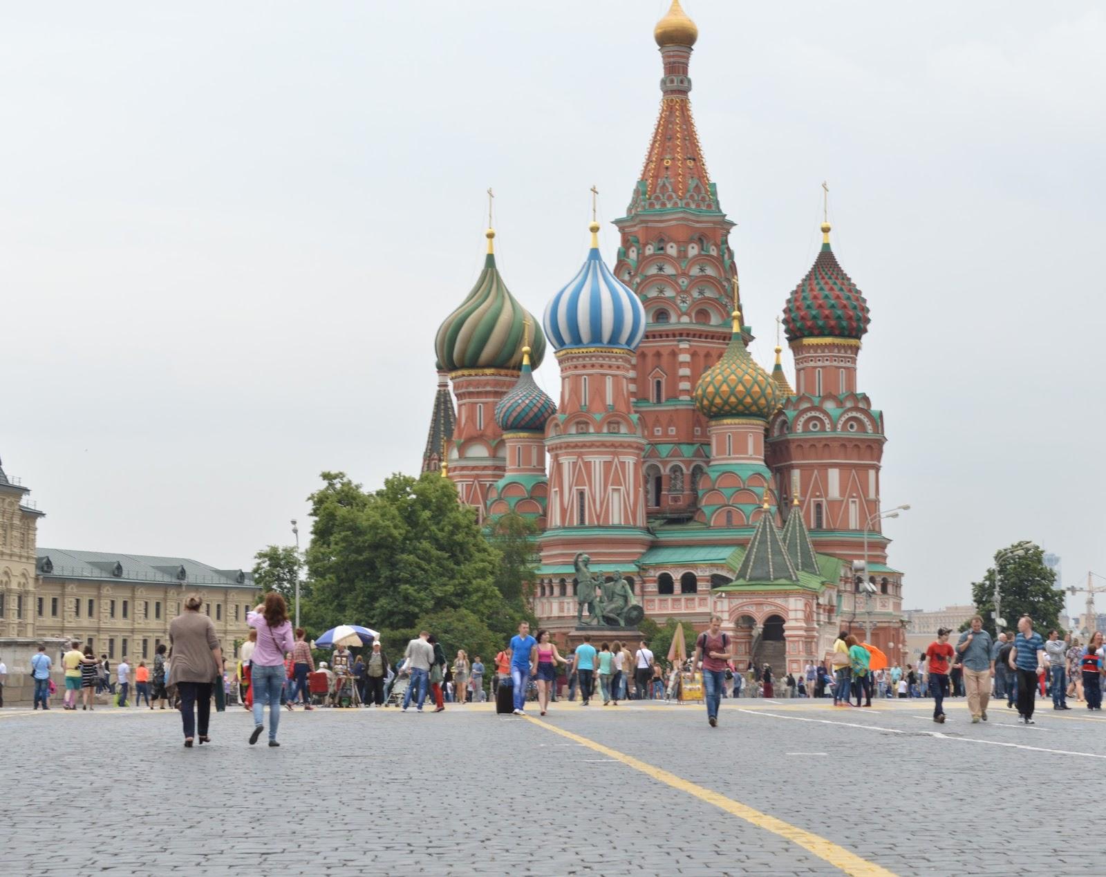 Moskova ve diğer Rus şehirlerindeki Komsomolskaya Meydanı 93