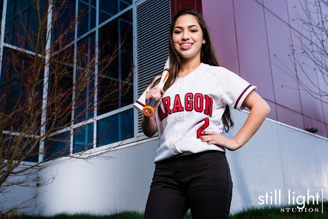 still light studios burlingame creative aragon softball team photography san francisco bay area