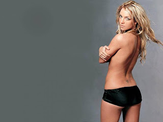 Britney Spears Hot Wallpaper Sexy