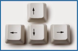 Phân trang dùng bàn phím cho blogger