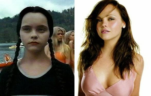 Elas cresceram e se tornaram mulherões