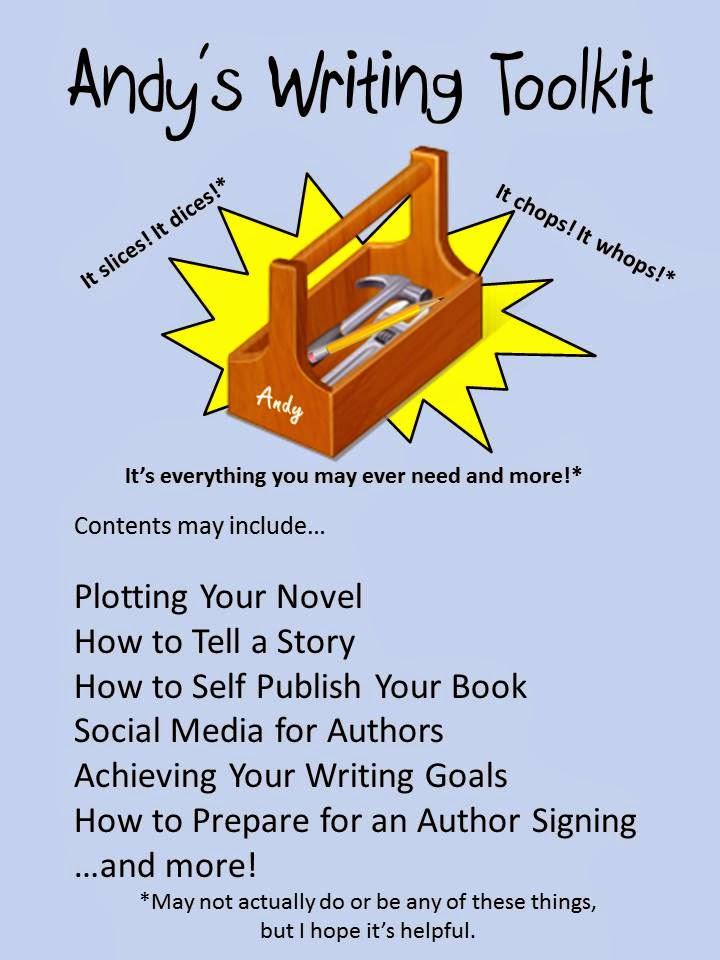Write a book now