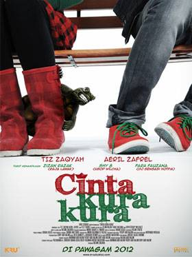 Cinta Kura Kura Full Movie | Cerita Master