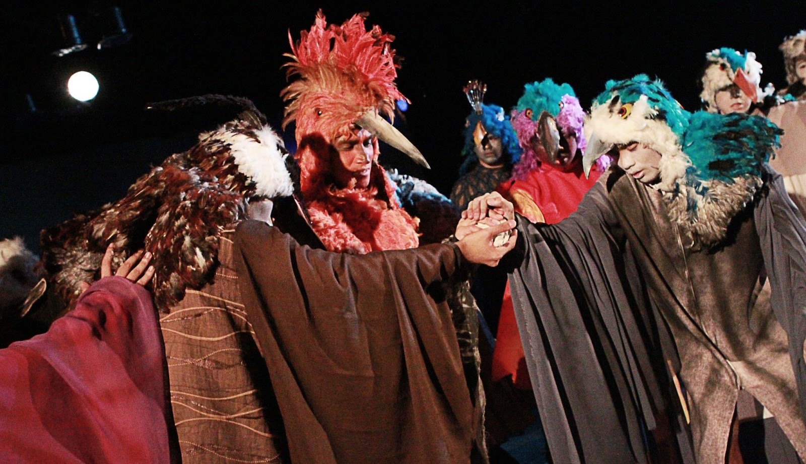 FREEZE FRAME: First Look at THE KING OF THE BIRDS, Runs Thru 2/2