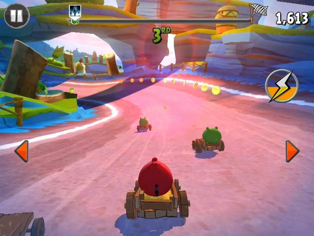 لعبة الاندرويد الرائعة Angry Birds Go v1.0.6 مجانا حصريا تحميل مباشر Angry+Birds+Go+2