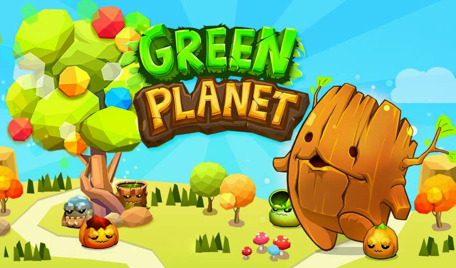 Green Planet : Clean Up Quest Gameplay IOS / Android