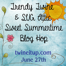 Sweet Summertime Blog Hop