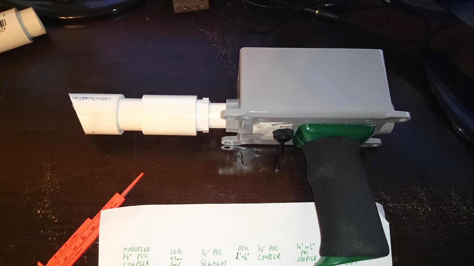 Sa arduino laser tag