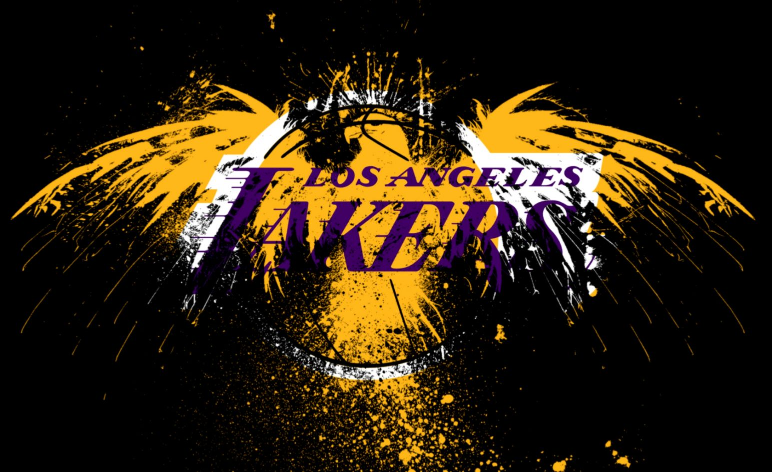 Lakers Wallpaper for Iphone 1680x1050PX  La Lakers Black