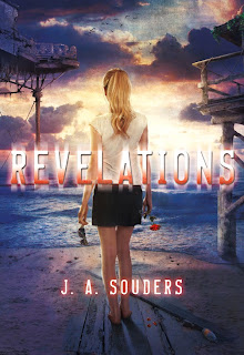 book cover of Revelations by J.A. Souders