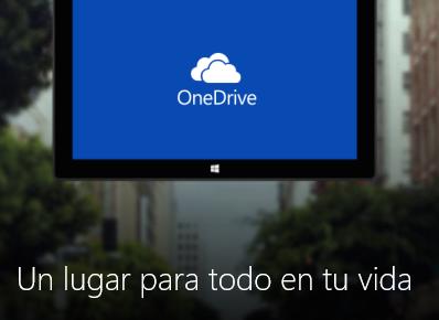 Crear cuenta e iniciar sesion en OneDrive