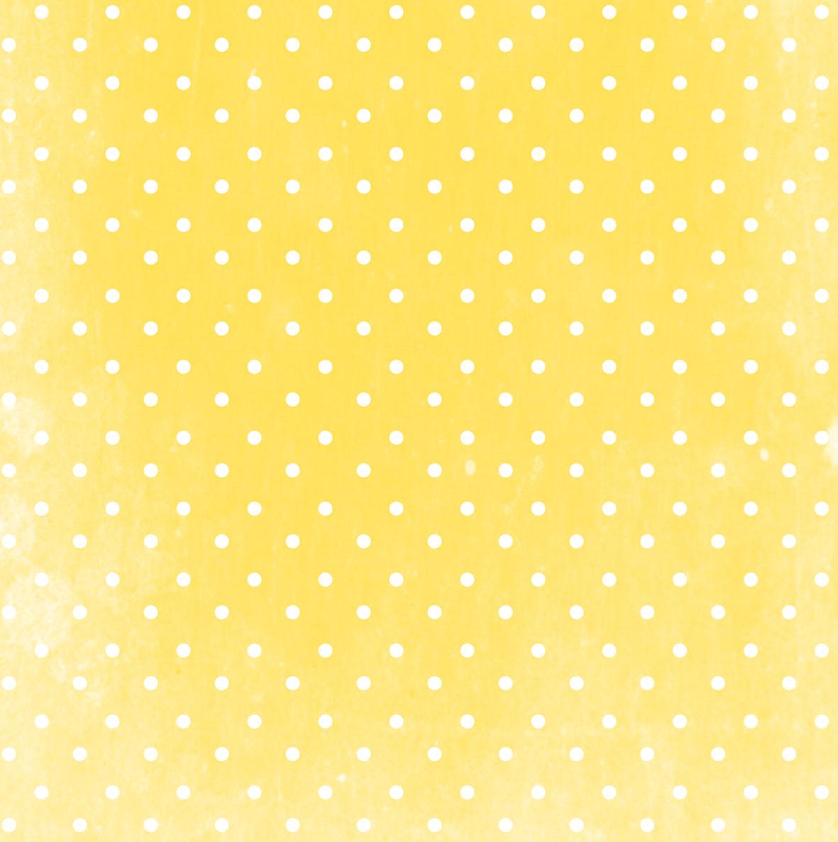 Free Digital Polka Dot Scrapbooking Paper In Vintage