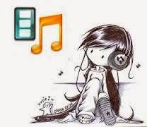 Menghibur pengunjung dengan memasang musik atau lagu secara otomatis diputar