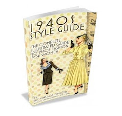 1940's Style Guide: Clothing And Fashion For Women