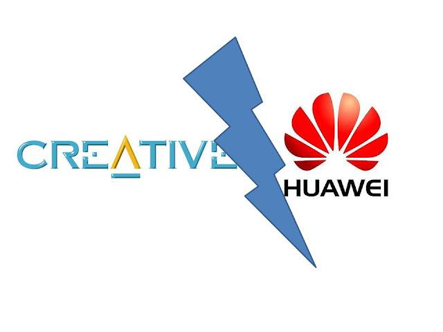 Creative HuaWei