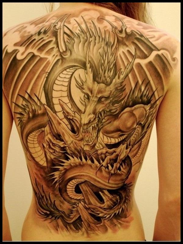 60 dragon tattoo designs for men and women. Black Bedroom Furniture Sets. Home Design Ideas