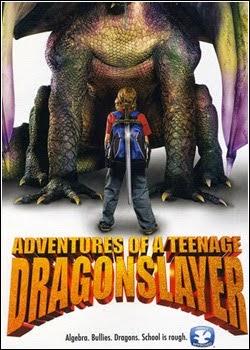 Adolescentes Caçadores de Dragão Dublado