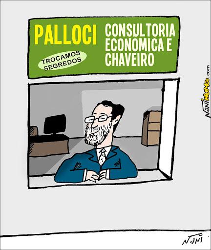 Palocci e sua consultoria econômica
