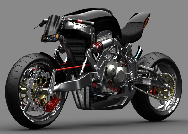 Suzuki Katana Hot Rod