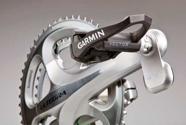 Garmin Vecor - Mide tu potencia de pedaleo
